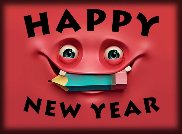 gelukkig nieuwjaar grappig 2021